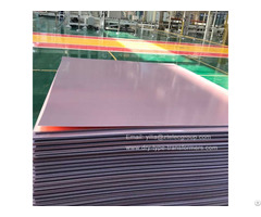 Competitive Price Glass Epoxy Resin Fiberglass Copper Clad Laminated Sheet