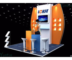 Aluminum Standard Exhibition System Trade Show Display