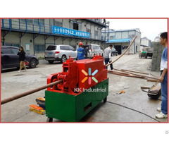 Construction Steel Tube Retreading Machine