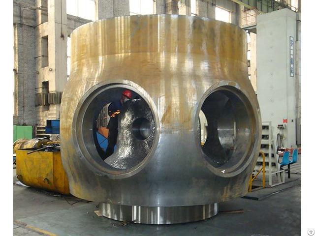 Kaplan And Tubular Turbine