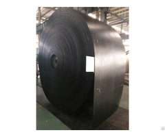 Product 180 Degree Heat Resistant Rubber Nylon Fabric Conveyor Belt For Cement Plant
