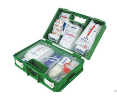 Abs Case Dh9015 Workplace Office School Kitchen First Aid Kit
