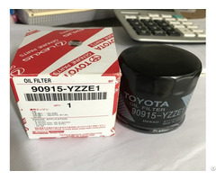 Toyota Oil Filter 90915 Yzze1 For Corolla