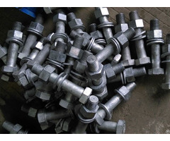 Stainless Steel Bolts Manufacturers In India