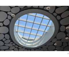 Designed Sky Well Of Ceilings