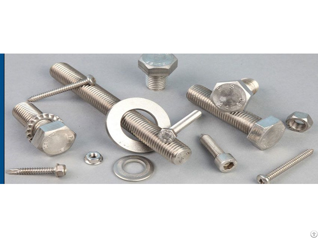 Stainless Steel Fasteners 304