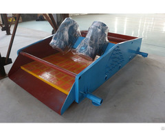 Lzzg Low Price Vibrating Dewatering Screen