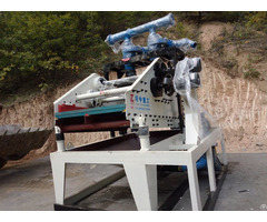 Tailings Dewatering Screen For Mining Machinery In China