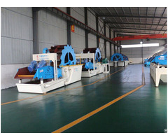 High Performance Sand Washing And Recycling Machine