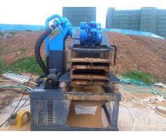 Environmental Friendly Slurry Treatment System