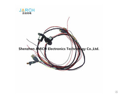 Jarch Usb Slip Ring Capsule Aluminum Ethernet Sliprings With Gold Contacts