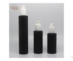 High Quality Custom Shampoo Bottle With Matte Screw Cap