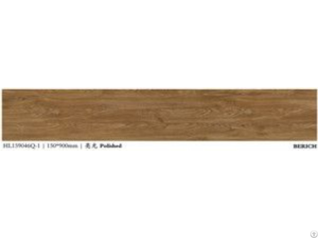 Full Polished Wood Look Porcelain Tiles Chinese Supplier