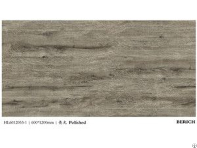 Wood Grain Porcelanato Polished Floor Tile Chinese Supplier