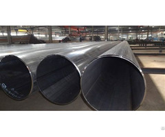 We Offer Stainless Steel Pipe Now