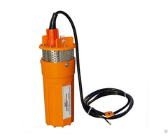 24v Submersible Deep Well Dc Solar Water Pump Farm Ranch Suitable