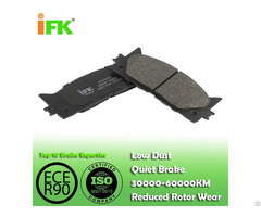 Semi Low Metallic Nao Ceramic 0446533440 0446506080 Gdb3429 Gdb7713 Disc Brake Pad Manufacturer