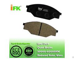 Semi Low Metallic Nao Ceramic 0449126071 Gdb351 D303 Disc Brake Pad Manufacturer