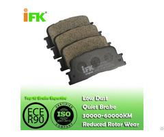 Semi Low Metallic Nao Ceramic 0446633100 Gdb3374 D885 Disc Brake Pad Manufacturer