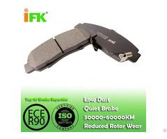 Semi Low Metallic Nao Ceramic 45022s7ae00 Gdb3268 D787 D959 D1608 D1276 Disc Brake Pad Manufacturer