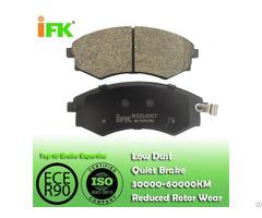 Semi Low Metallic Nao Ceramic 5810128a00 Gdb895 D449 Disc Brake Pad Manufacturer