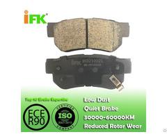 Semi Low Metallic Nao Ceramic 5830238a10 Gdb3284 D863 Disc Brake Pad Manufacturer