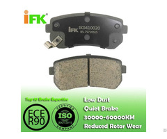 Semi Low Metallic Nao Ceramic 583021ga00 Gdb3421 D1157 Disc Brake Pad Manufacturer