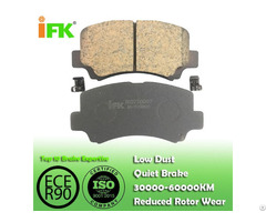 Semi Low Metallic Nao Ceramic 5584075f10 Gdb3221 Disc Brake Pad Manufacturer