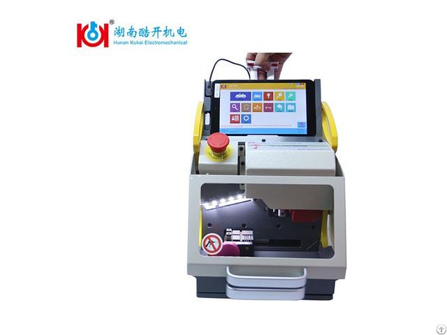 Modern Automatic Duplicate Car Key Cutting Machine Sec E9