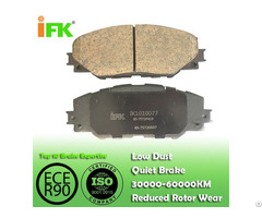 Semi Low Metallic Nao Ceramic0446542140 Gdb3424 Gdb7764 D1211 Disc Brake Pad Manufacturer