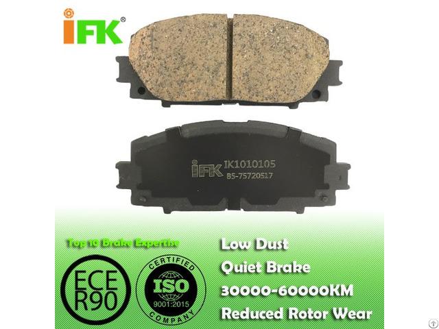 Semi Low Metallic Nao Ceramic 0446552200 Gdb3459 Gdb7706 Disc Brake Pad