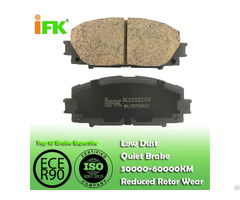 Semi Low Metallic Nao Ceramic 0446552200 Gdb3459 Gdb7706 Disc Brake Pad