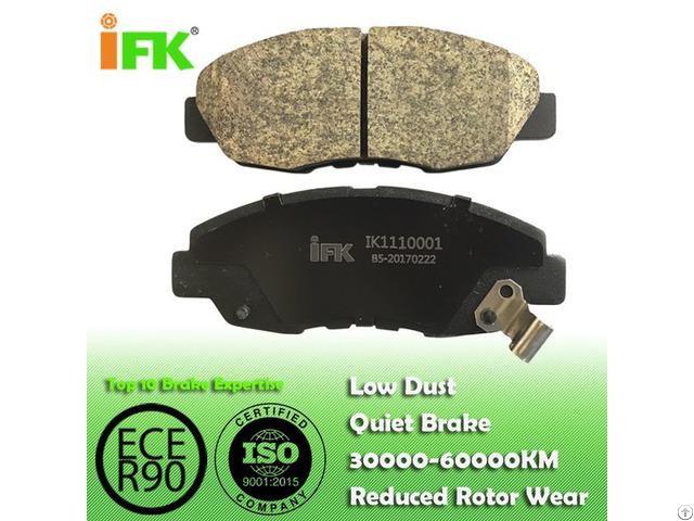 Semi Low Metallic Nao Ceramic 45022sm4a00 Gdb894 D465 Disc Brake Pad Manufacturer