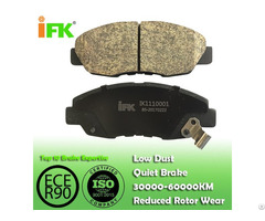 Semi Low Metallic Nao Ceramic 45022sm4a00 Gdb894 D465 Disc Brake Pad Manufacturer