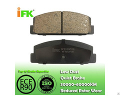 Semi Low Metallic Nao Ceramic Gjyb2643z Gdb1027 Gdb3311 Gdb3088 D283 D332 D482 Disc Brake Pad