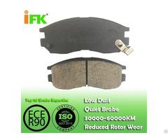 Semi Low Metallic Nao Ceramic Mb858375 Gdb3133 D484 Disc Brake Pad Manufacturer