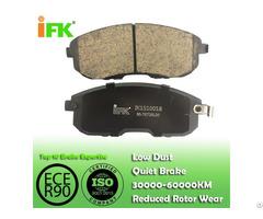 Semi Low Metallic Nao Ceramic 4106040u90 Gdb1003 Gdb3390 D815 D430 D526 D653 Disc Brake Pad