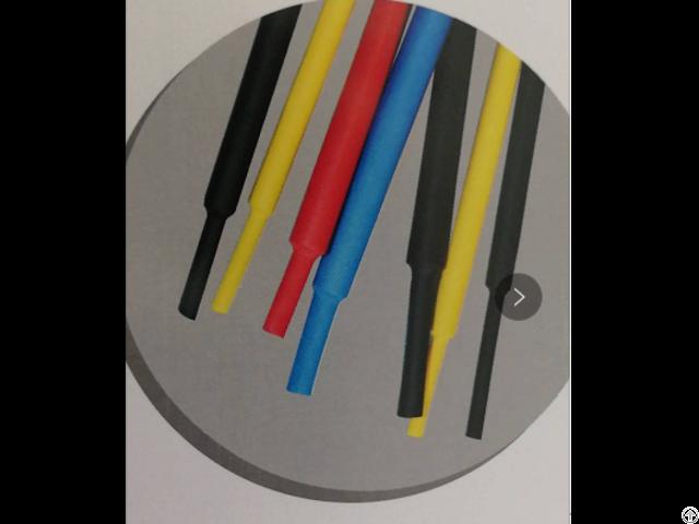 Halogen Free Flame Retardant Environmental Protection Heat Shrinkable Tube