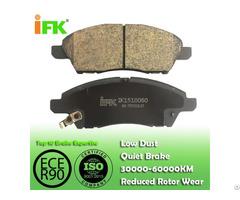 Semi Low Metallic Nao Ceramicd1060ed500 Gdb7742 D1592 Brake Pad