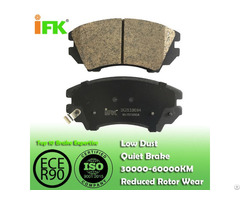 Semi Low Metallic Nao Ceramic 1605434 Gdb1783 D1404 D1557 Disc Brake Pad Manufacturer