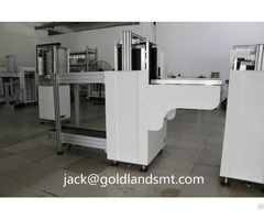 Automatic Pcb Magazine Unloader Machine