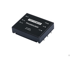 15w Isolated Dc Converters Power Module