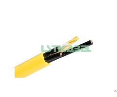 Flexible Submersible Cable For Waterproof