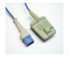 Compatible Spacelabs Spo2 Adapter Cable