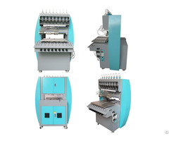 Jinyu Pvc Rubber Key Chain Machinery