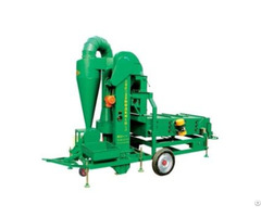 5xzc 5bx Air Screen Cleaner Seed Selecting Machinery Agriculture Equipment Sanli Brand