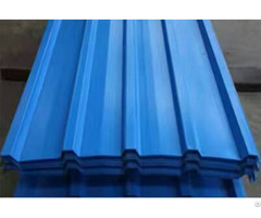 Corrugated Steel Roofing Sheet Trapezoid 17 200 800
