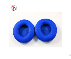 Ear Pad Cushion Of Headphone With Protein Leather And Quality Memory Sponge For Solo 2 0 Headphone