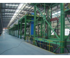 Color Coating Line Erw Pipe Mill