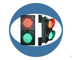 Dia 100mm Red Green Ball Traffic Signal Light
